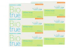 Biotrue One day for Astigmatism 2 x 90 Tageslinsen Sparpaket 3 Monate