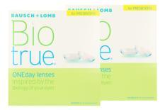 Biotrue One day for Presbyopia Kontaktlinsen von Bausch & Lomb, Sparpaket 3 Monate 2x90 Stück