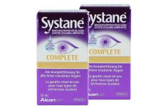 Systane Complete 2x 10ml