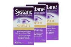 Systane Complete 3 x 10 ml Augentropfen