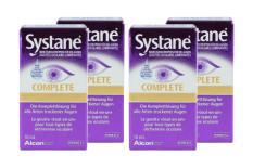 Systane Complete 4 x 10 ml Augentropfen