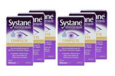 Systane Complete 6 x 10 ml Augentropfen