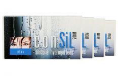 ConSiL® plus Zoom, 4 x 6 Stück Kontaktlinsen von Conil (copy)