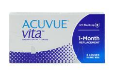 Acuvue Vita, 6 Stück Kontaktlinsen von Johnson & Johnson