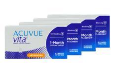 Acuvue Vita for Astigmatism, 4x6 Stück Kontaktlinsen von Johnson & Johnson