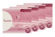 Fusion 1 Day Presbyo Kontaktlinsen von Conil, Sparpaket 6 Monate 2x 180 Stück