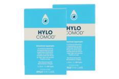 Hylo-Comod 4 x 10 ml Augentropfen