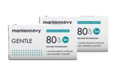 Gentle 80 Monthly Toric 2 x 3 Monatslinsen