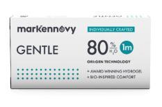Gentle 80 Monthly Multifocal 3 Monatslinsen