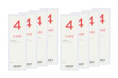 Lensy Care 4 8 x 360 ml Peroxidlösung