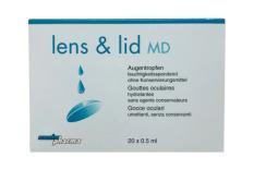 lens & lid MD 20 x 0.5 ml Augentropfen
