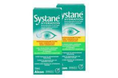Systane Hydration 2 x 10 ml Augentropfen ohne Konservierungsstoffe von Alcon