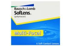 SofLens Multi-Focal 6 Monatslinsen